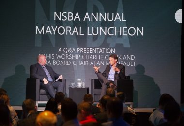 NSBA Annual Mayoral Luncheon
