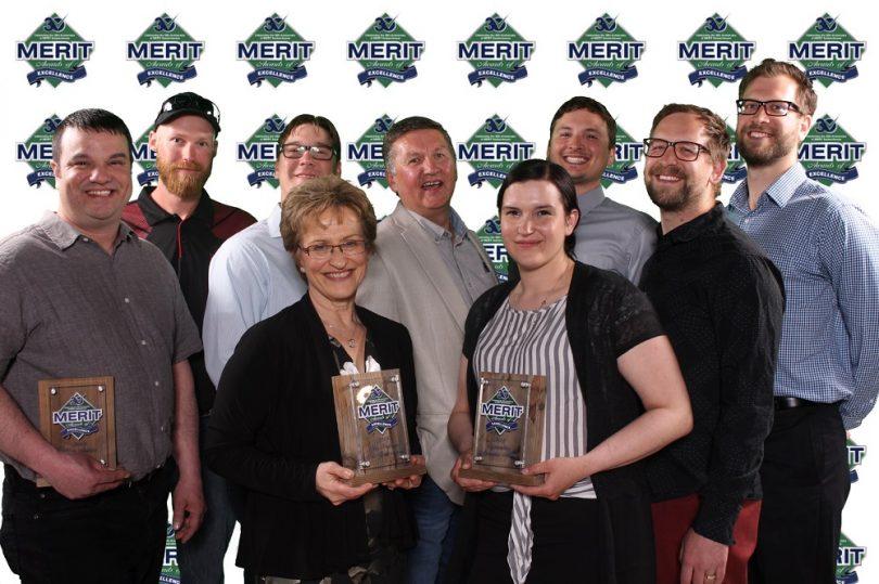 Merit Award Winners