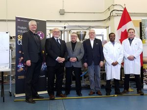 Protein Industries Canada Launch in 2018