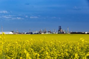 Photo provided by the Co-op Refinery Complex.