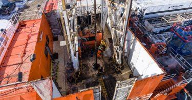 DEEP drilling in southeast Saskatchewan