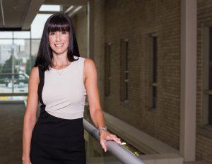 Dayna Spiring, Economic Development Winnipeg CEO.