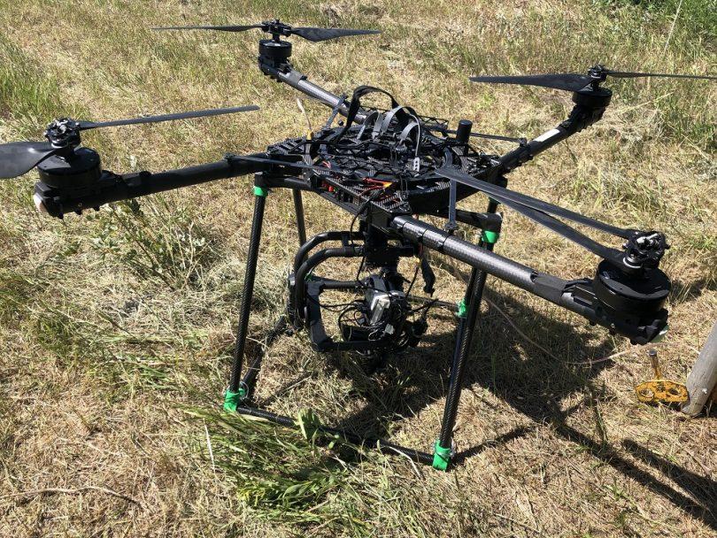 Precision.AI Drone